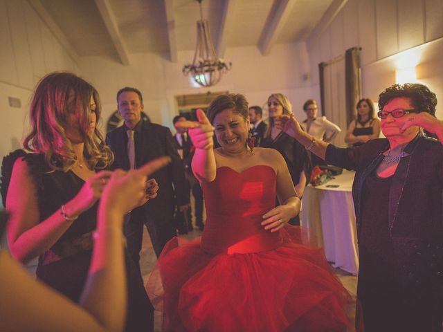 Il matrimonio di Fabio e Cory a Poggio Berni, Rimini 120