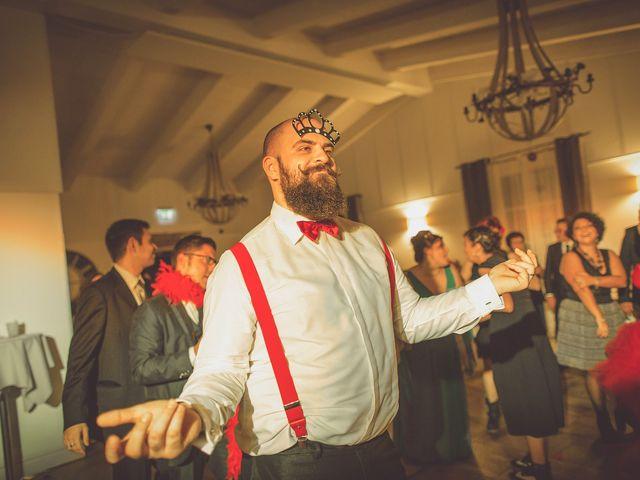 Il matrimonio di Fabio e Cory a Poggio Berni, Rimini 124