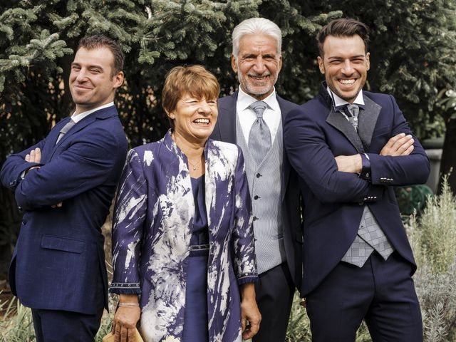 Il matrimonio di Massimiliano e Rossella a San Maurizio Canavese, Torino 17