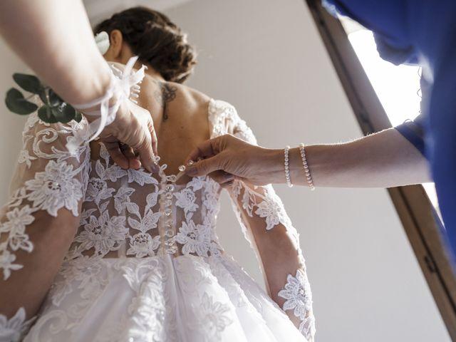 Il matrimonio di Massimiliano e Rossella a San Maurizio Canavese, Torino 37
