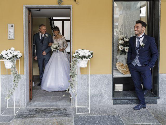 Il matrimonio di Massimiliano e Rossella a San Maurizio Canavese, Torino 43