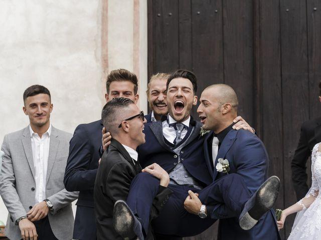 Il matrimonio di Massimiliano e Rossella a San Maurizio Canavese, Torino 65