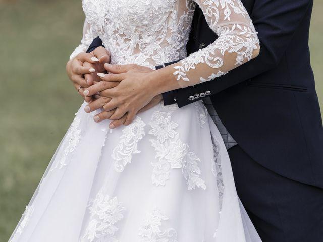 Il matrimonio di Massimiliano e Rossella a San Maurizio Canavese, Torino 1