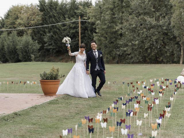 Il matrimonio di Massimiliano e Rossella a San Maurizio Canavese, Torino 76