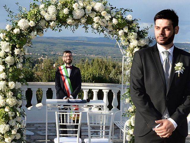 Il matrimonio di Chiara e Matteo a Bassano Romano, Viterbo 21