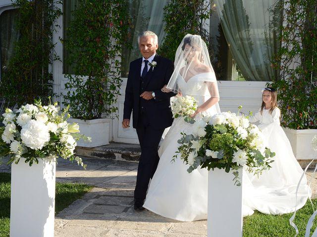 Il matrimonio di Chiara e Matteo a Bassano Romano, Viterbo 22