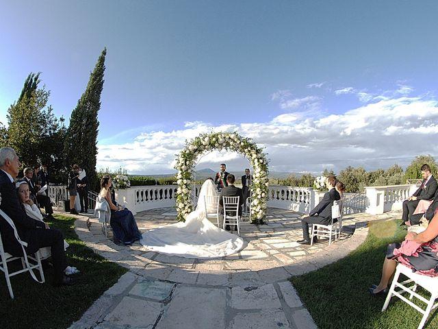 Il matrimonio di Chiara e Matteo a Bassano Romano, Viterbo 23