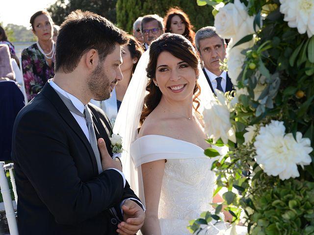Il matrimonio di Chiara e Matteo a Bassano Romano, Viterbo 26