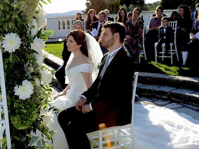Il matrimonio di Chiara e Matteo a Bassano Romano, Viterbo 27