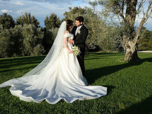 Il matrimonio di Chiara e Matteo a Bassano Romano, Viterbo 31