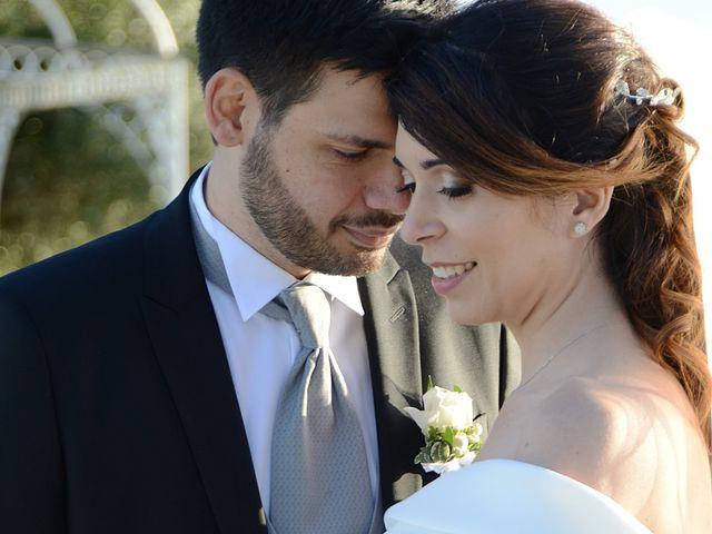 Il matrimonio di Chiara e Matteo a Bassano Romano, Viterbo 32
