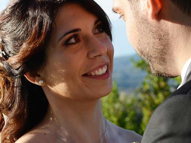 Il matrimonio di Chiara e Matteo a Bassano Romano, Viterbo 33