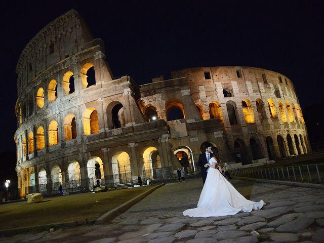 Il matrimonio di Chiara e Matteo a Bassano Romano, Viterbo 34