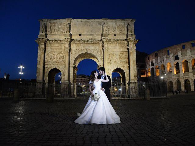 Il matrimonio di Chiara e Matteo a Bassano Romano, Viterbo 37