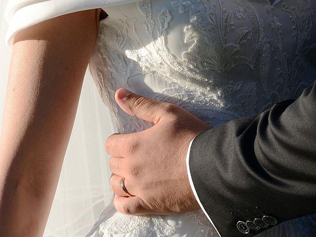 Il matrimonio di Chiara e Matteo a Bassano Romano, Viterbo 38