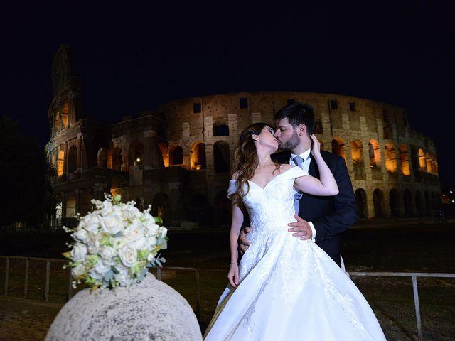 Il matrimonio di Chiara e Matteo a Bassano Romano, Viterbo 40