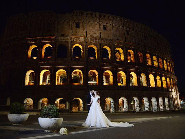 Il matrimonio di Chiara e Matteo a Bassano Romano, Viterbo 42