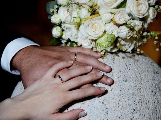 Il matrimonio di Chiara e Matteo a Bassano Romano, Viterbo 45