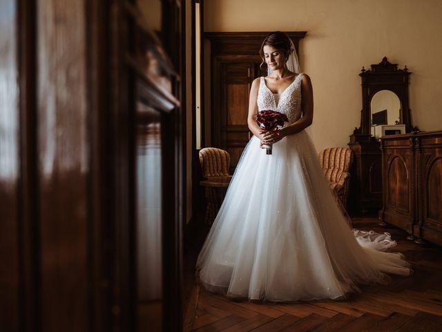 Il matrimonio di Alessandro e Serena a Sezzadio, Alessandria 6