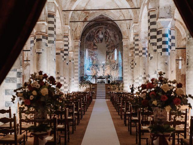 Il matrimonio di Alessandro e Serena a Sezzadio, Alessandria 9
