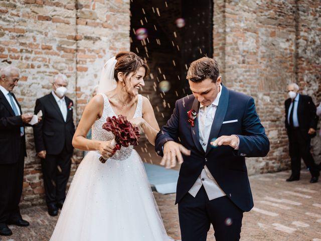 Il matrimonio di Alessandro e Serena a Sezzadio, Alessandria 15