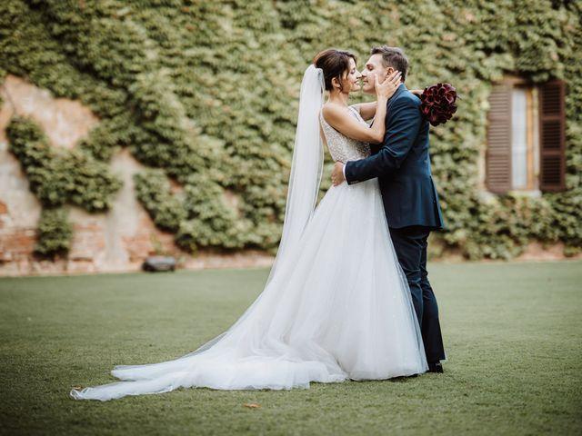 Il matrimonio di Alessandro e Serena a Sezzadio, Alessandria 17