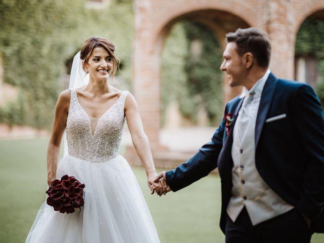 Il matrimonio di Alessandro e Serena a Sezzadio, Alessandria 18