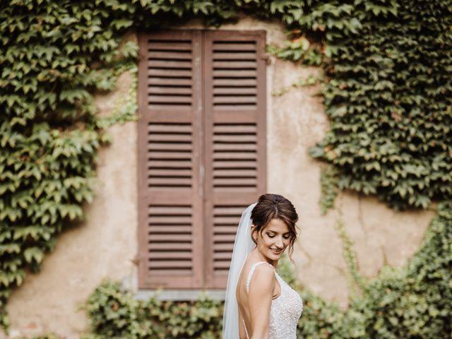 Il matrimonio di Alessandro e Serena a Sezzadio, Alessandria 20
