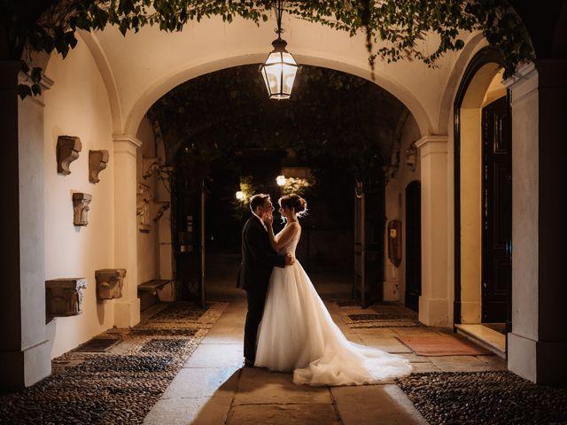 Il matrimonio di Alessandro e Serena a Sezzadio, Alessandria 28