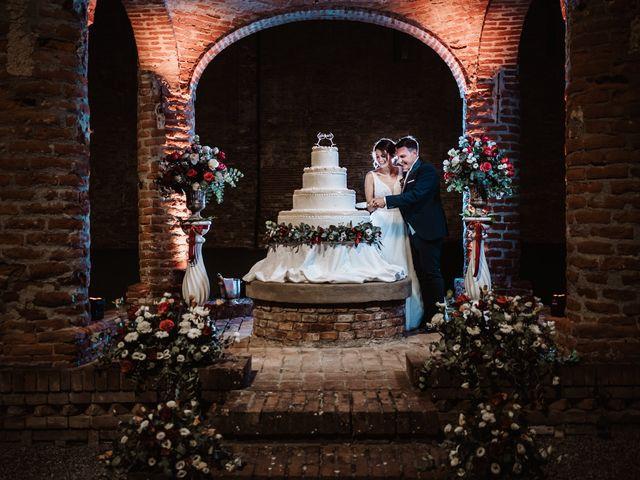 Il matrimonio di Alessandro e Serena a Sezzadio, Alessandria 29