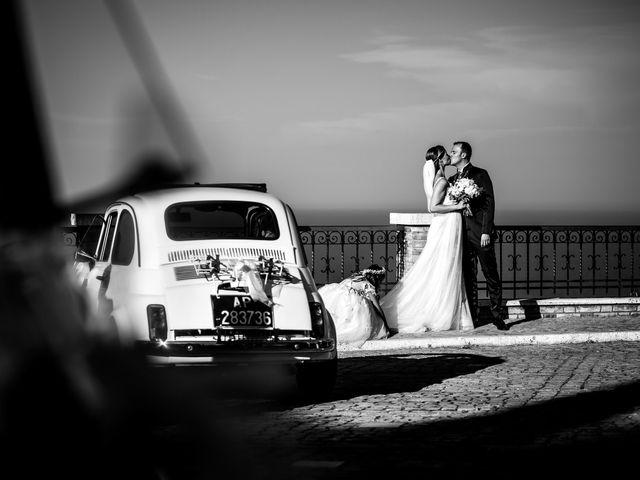 Il matrimonio di Andrea e Nikita a Fermo, Fermo 32