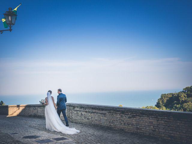 Il matrimonio di Andrea e Nikita a Fermo, Fermo 34