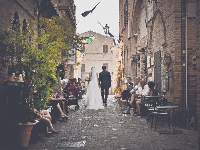 Le nozze di Nikita e Andrea