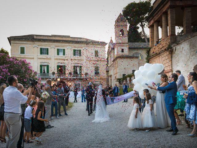 Il matrimonio di Andrea e Nikita a Fermo, Fermo 41