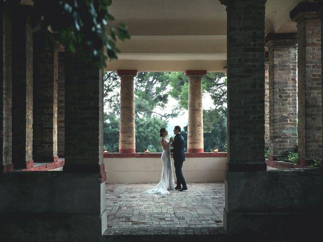 Il matrimonio di Andrea e Nikita a Fermo, Fermo 42