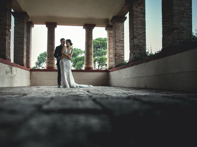 Il matrimonio di Andrea e Nikita a Fermo, Fermo 43
