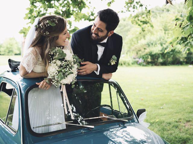 Il matrimonio di Nicola e Martina a Cavour, Torino 20