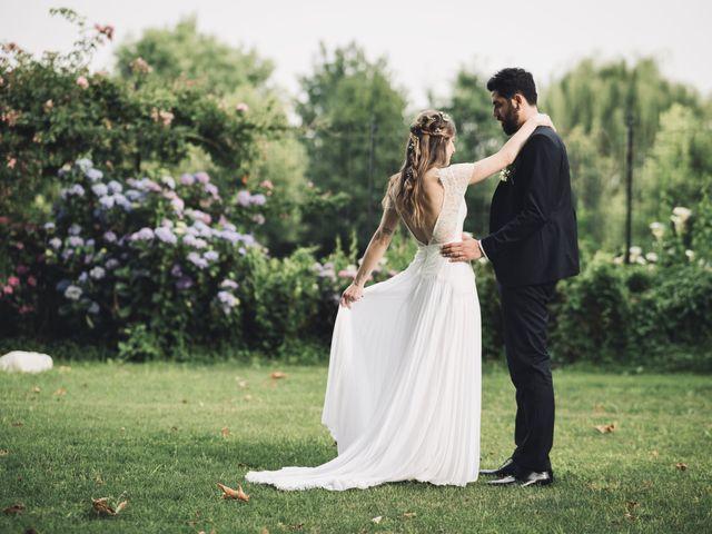 Il matrimonio di Nicola e Martina a Cavour, Torino 23