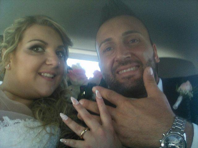 le nozze di Imma e Luigi