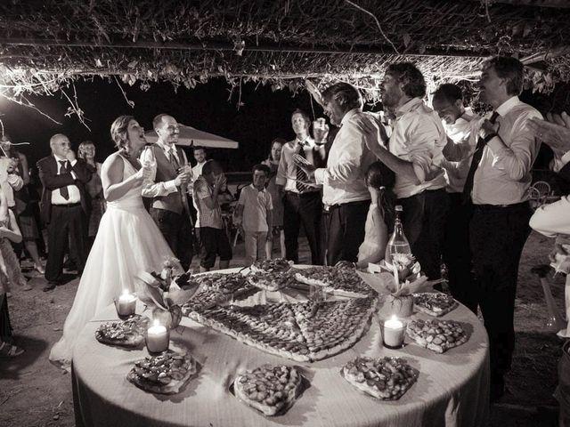 Il matrimonio di Nicola e Laura a Alberese, Grosseto 3