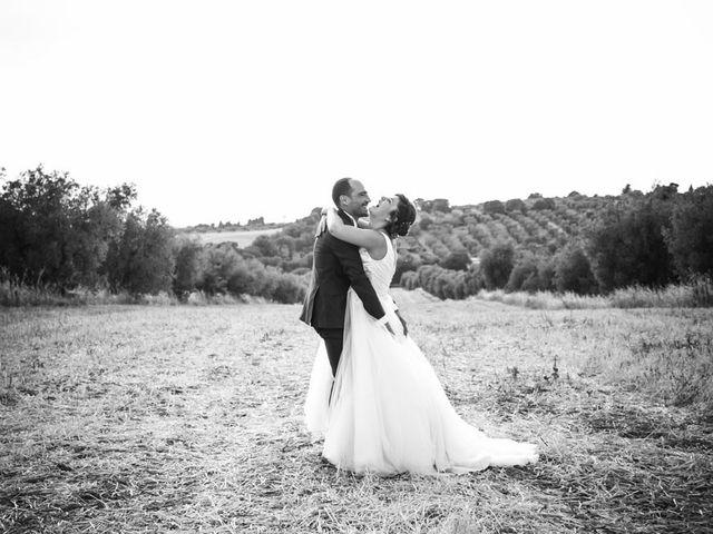 Il matrimonio di Nicola e Laura a Alberese, Grosseto 6