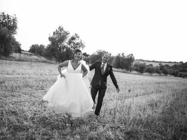 Il matrimonio di Nicola e Laura a Alberese, Grosseto 7