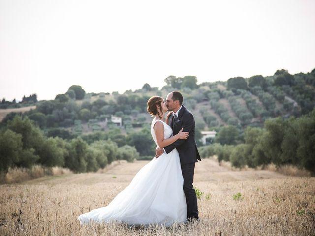 Il matrimonio di Nicola e Laura a Alberese, Grosseto 8
