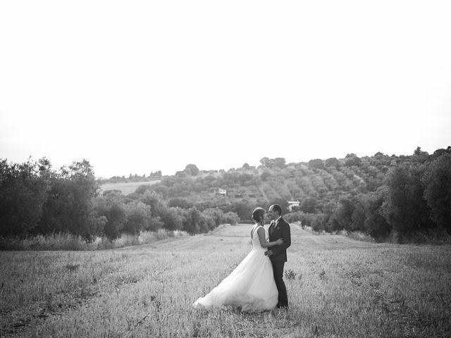 Il matrimonio di Nicola e Laura a Alberese, Grosseto 9
