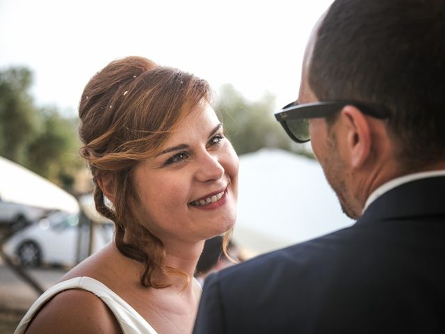 Il matrimonio di Nicola e Laura a Alberese, Grosseto 10