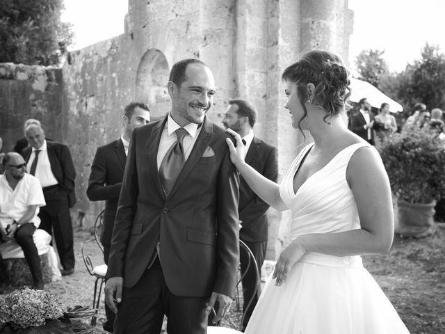 Il matrimonio di Nicola e Laura a Alberese, Grosseto 13