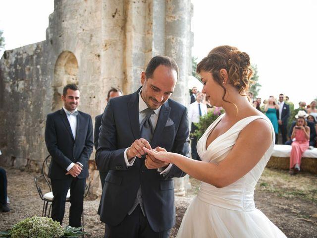 Il matrimonio di Nicola e Laura a Alberese, Grosseto 16