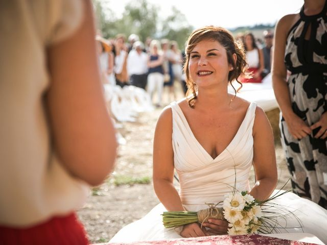 Il matrimonio di Nicola e Laura a Alberese, Grosseto 18