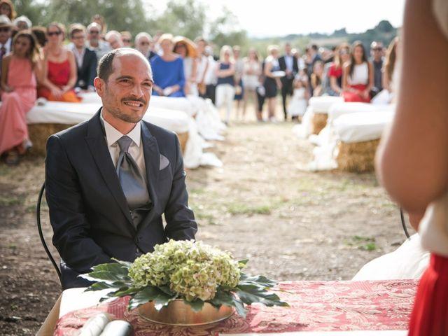 Il matrimonio di Nicola e Laura a Alberese, Grosseto 19