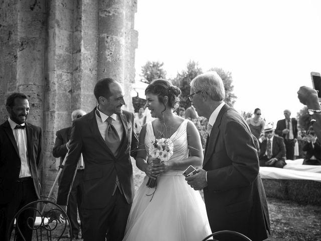 Il matrimonio di Nicola e Laura a Alberese, Grosseto 20